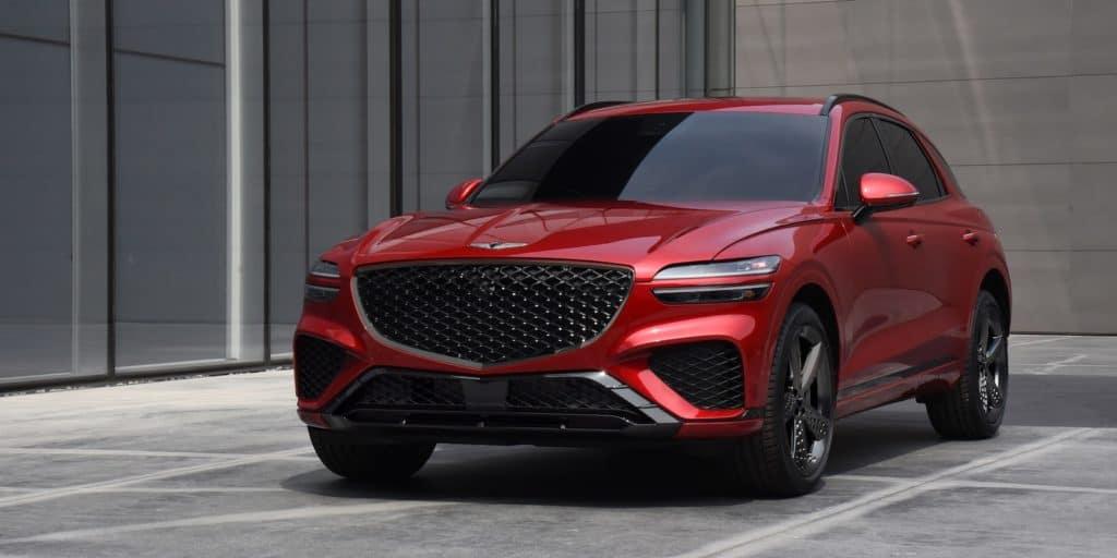 2022 Genesis GV70 2.5T AWD