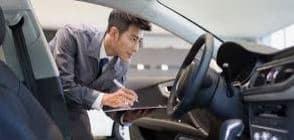Receive a car appraisal.