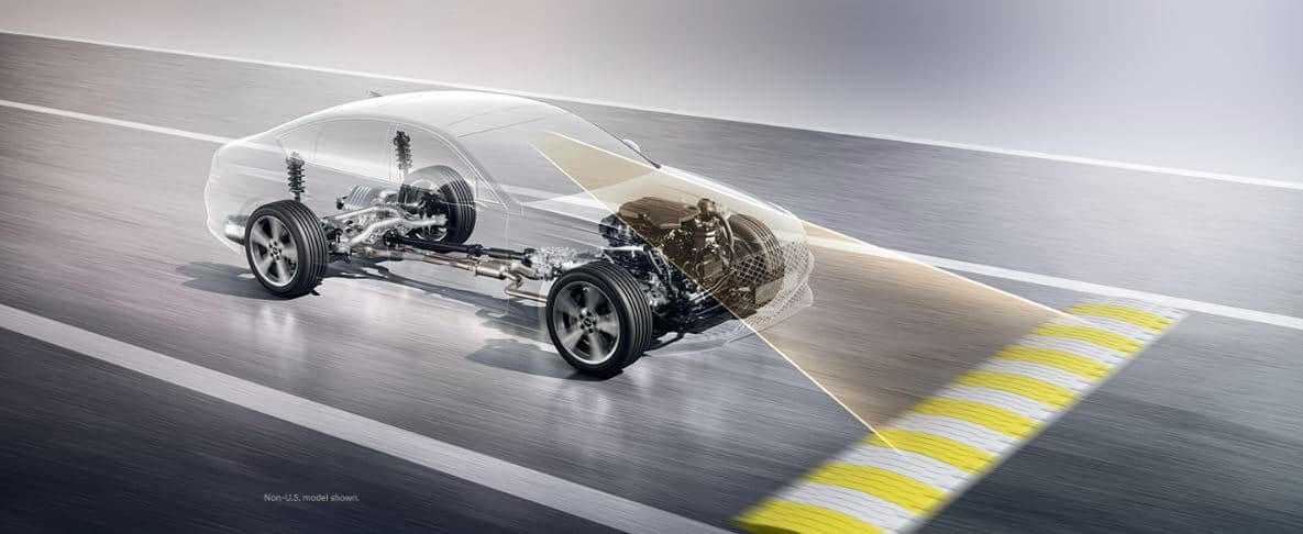 2022 Genesis G80 Electronically Controlled Suspension