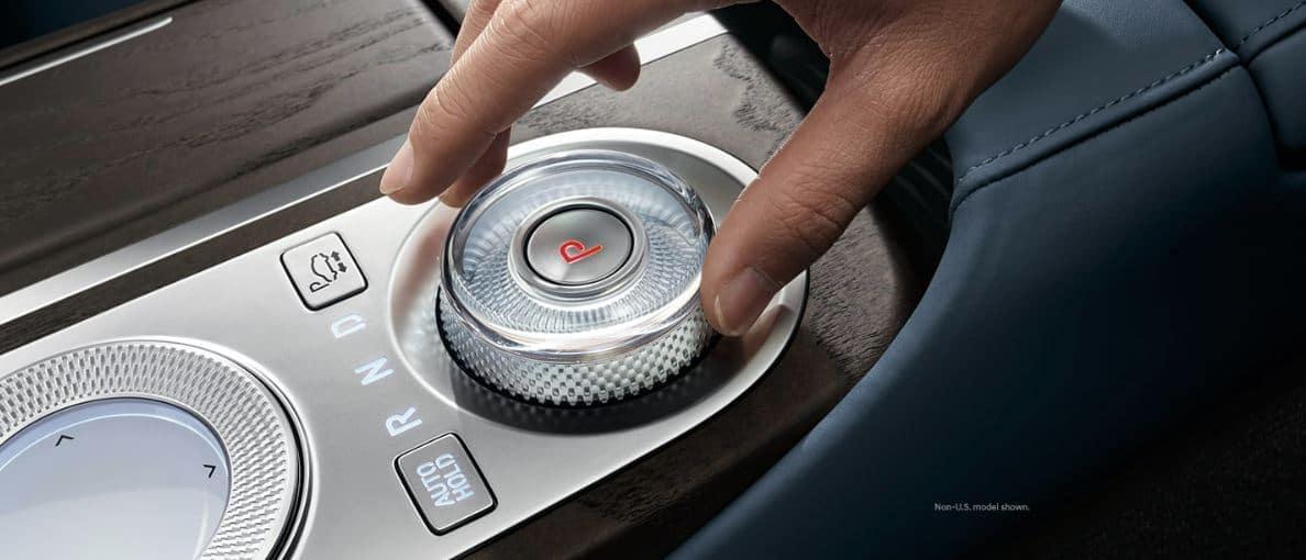 2022 Genesis G80 Intelligent Drive Mode