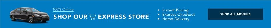 express store banner
