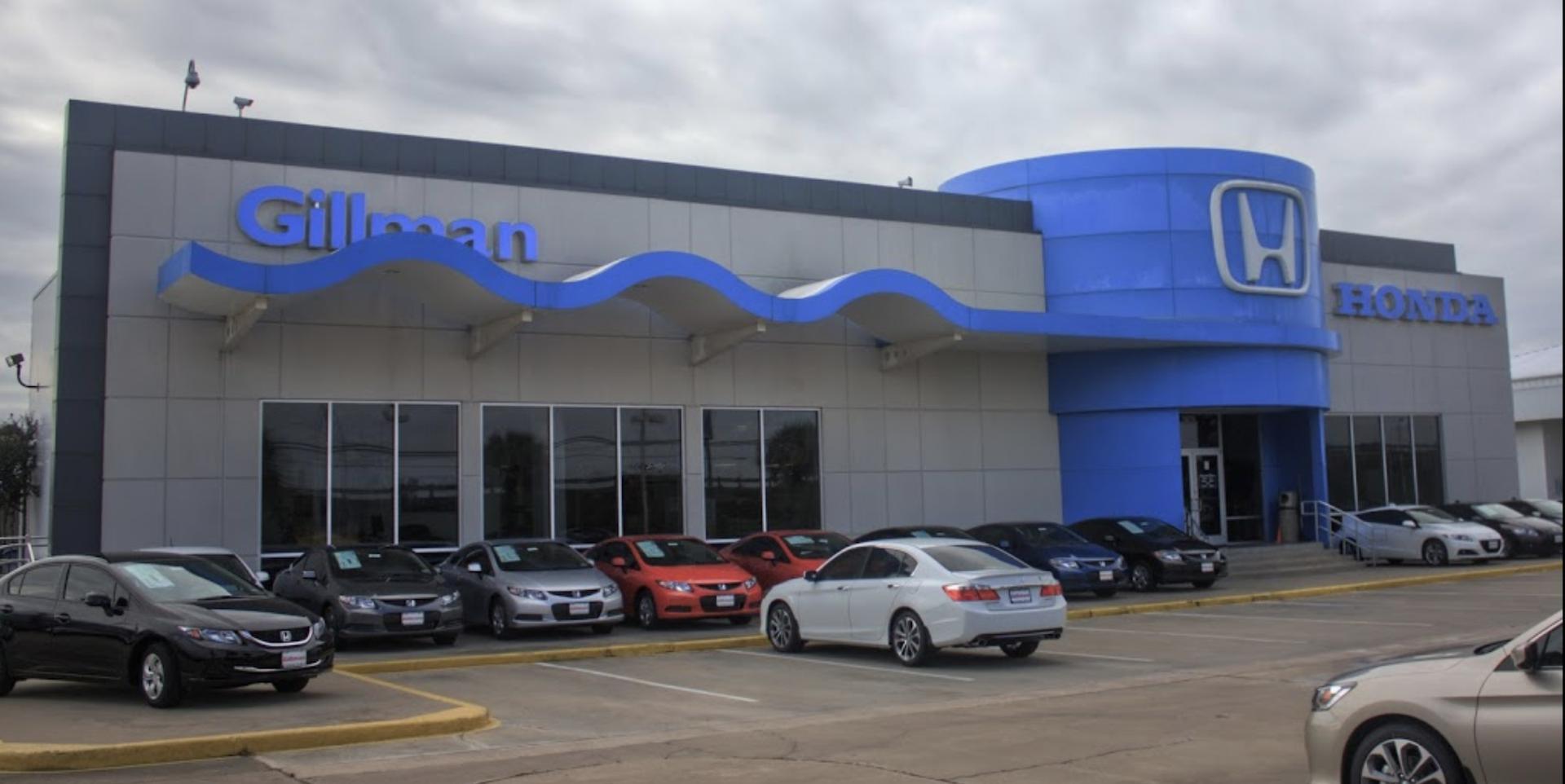 Honda dealership near me in Rosenberg, TX | Gillman Honda Fort Bend
