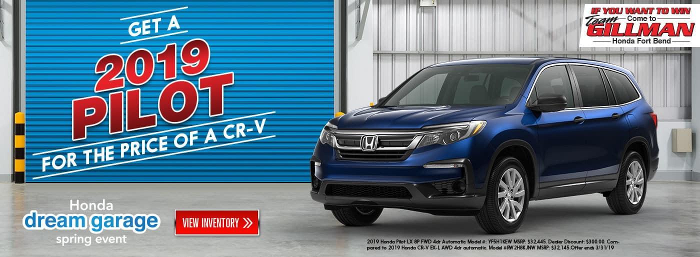 2019-Honda-Pilot