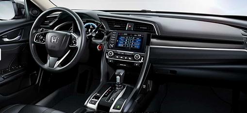 2019 Honda Civic Interior | Gillman Honda Fort Bend