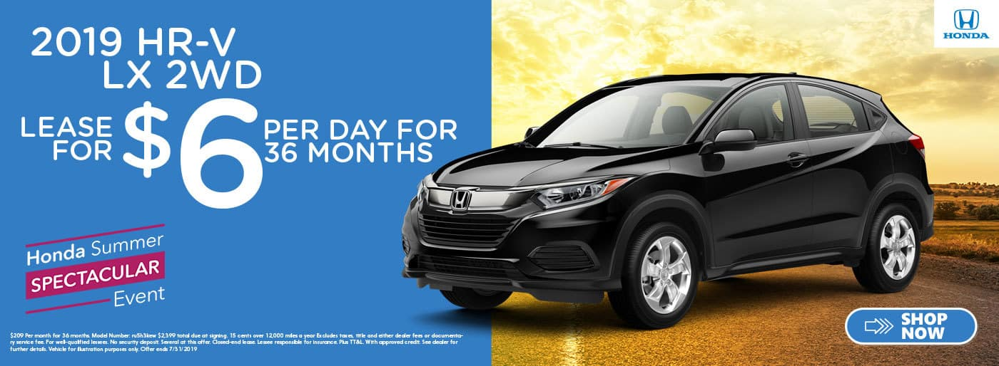 2019-Honda-HRV-LX-2WD