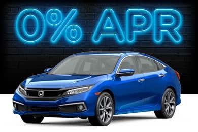 New 2020 Honda Civic Models