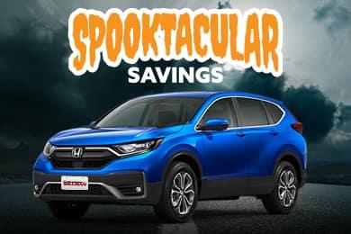 2021 Honda CR-V FINANCING SPECIAL