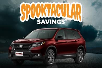 2021 Honda PASSPORT SPECIAL