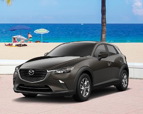 2018 Mazda CX-3 Sport