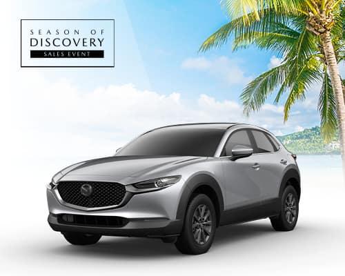 2021 Mazda CX-30 2.5 Select