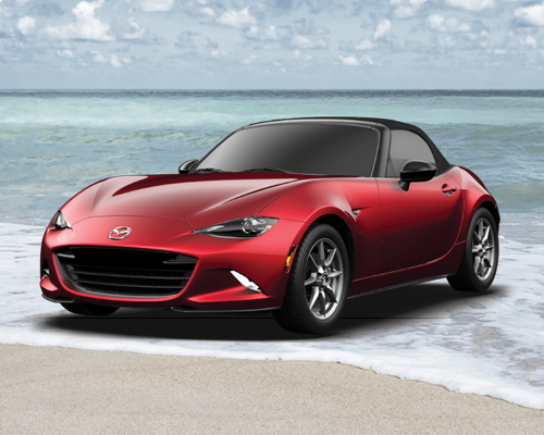 2018 Mazda MX-5 Miata Club Edition