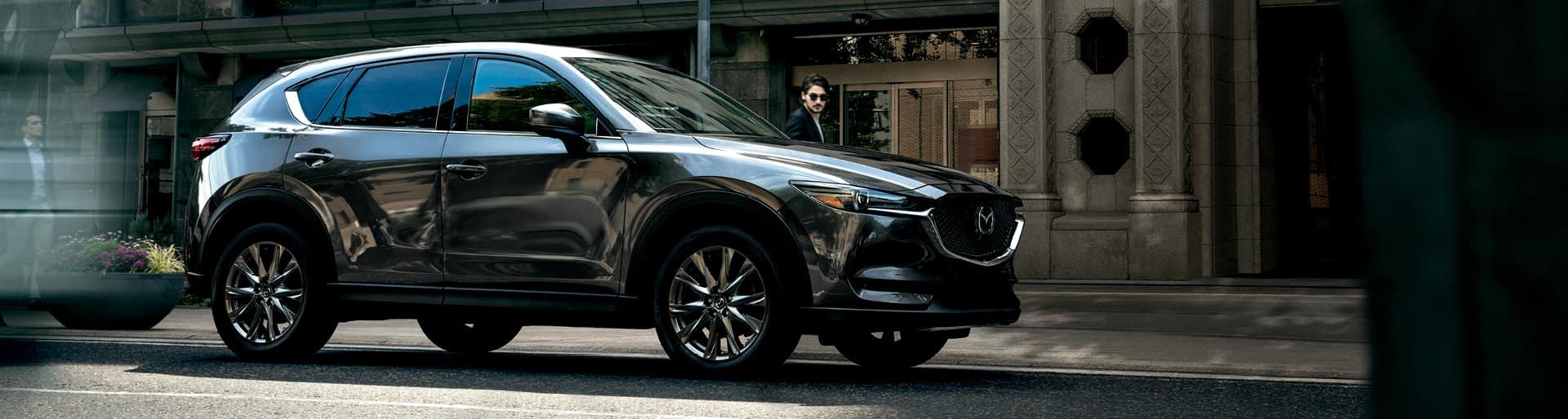 2019 Mazda CX5 exterior