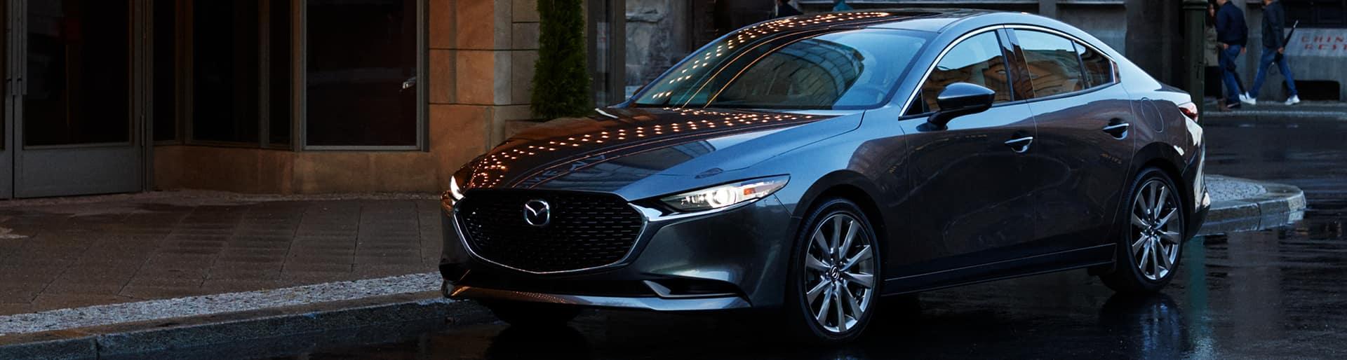 2019 Mazda3 exterior.