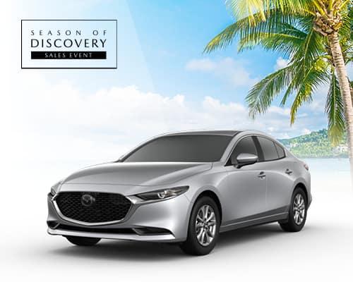 2021 Mazda3 Sedan 2.5