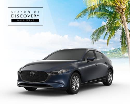 2021 Mazda 3 5-door 2.5 S