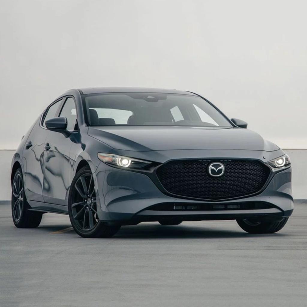 2019 Mazda3 5-Door Base