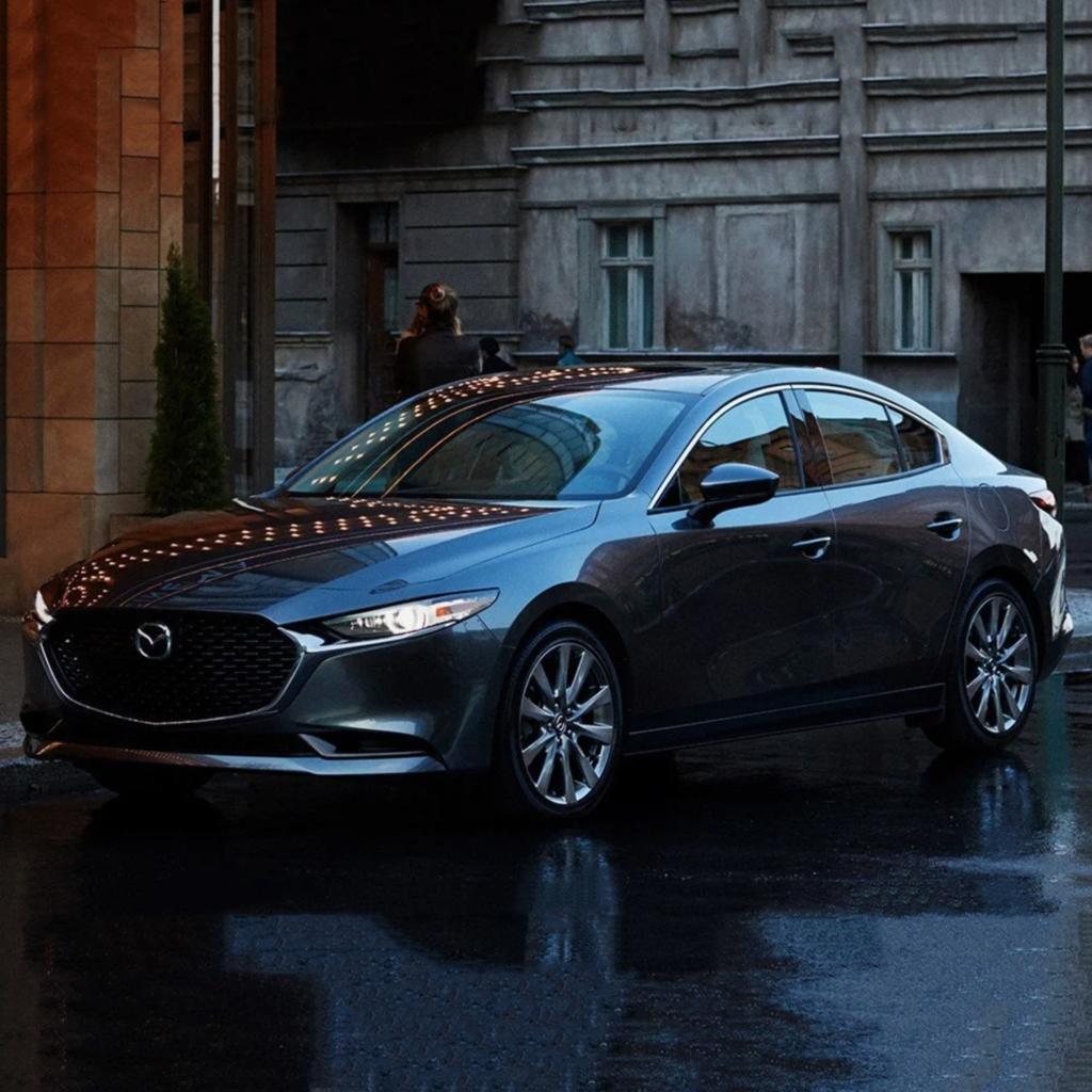 2019 Mazda3 Sedan Base