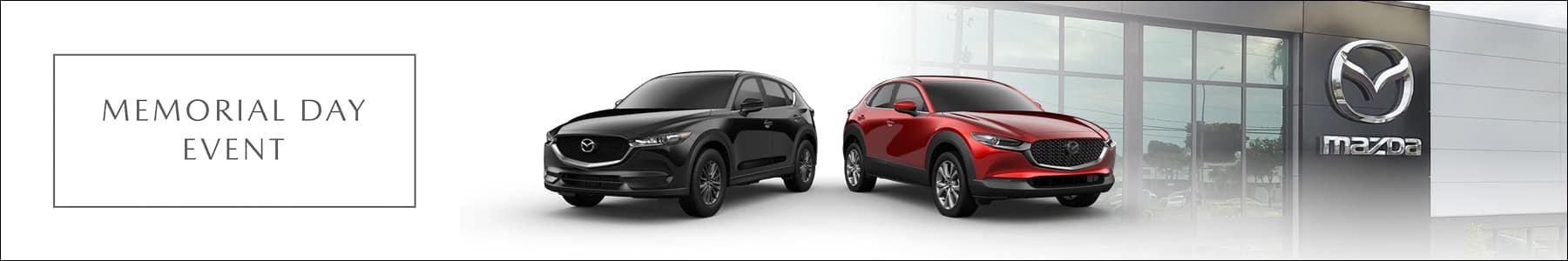 Mazda Memorial Day Sale