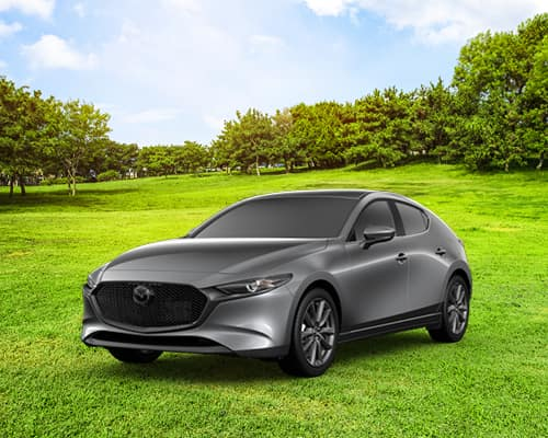 2020 Mazda3 5-Door