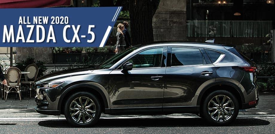 Mazda cx 5 2020 vs 2020