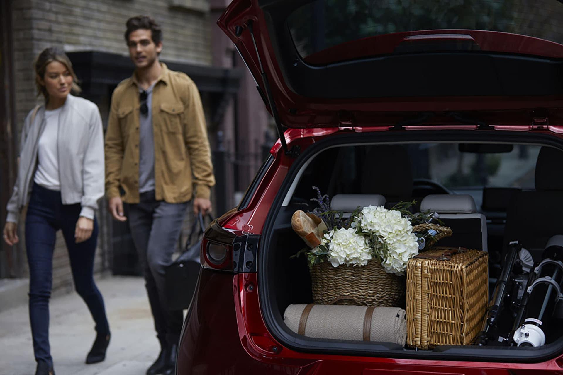 2020 Mazda CX-3 Lifestyle Image Trunk Cargo