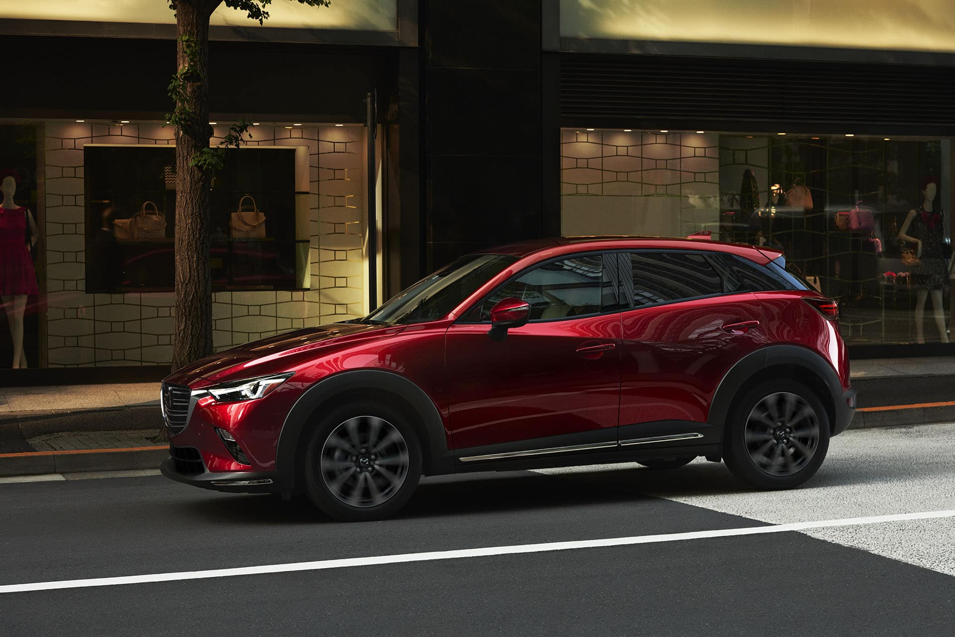 2020 Mazda CX-3 Exterior Image Drive Side