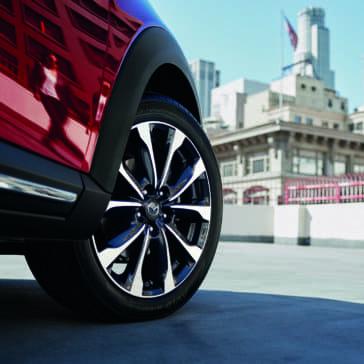 2020 Mazda CX-3 Lifestyle Exterior Wheel