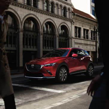 2020 Mazda CX-3 Lifestyle Exterior Driver Side Front 3/4