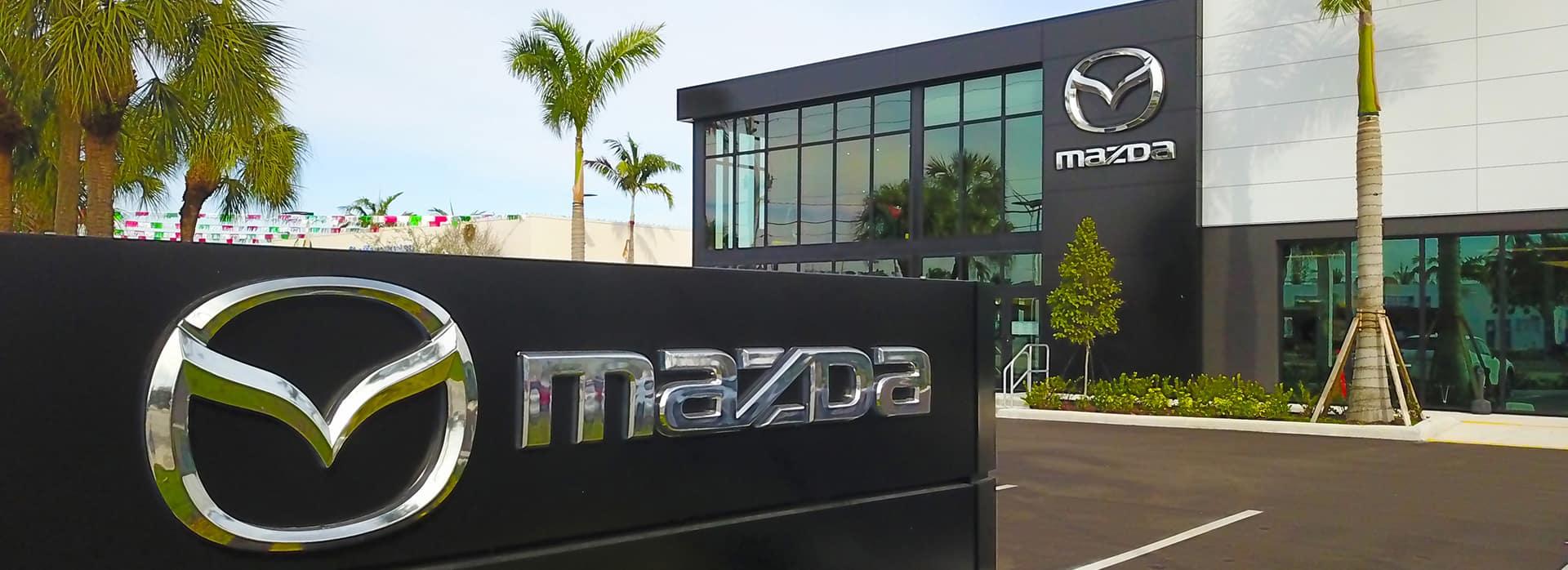 Gunther Mazda building