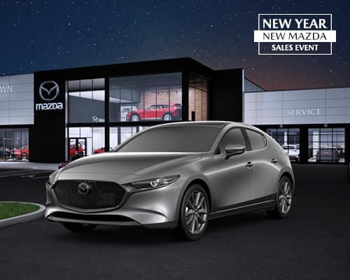 2021 Mazda3 5-Door