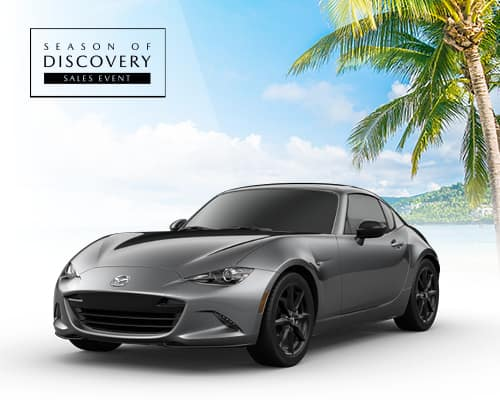 2021 Mazda MX-5 Miata RF Club