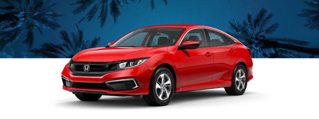 2020 Civic Sport Auto