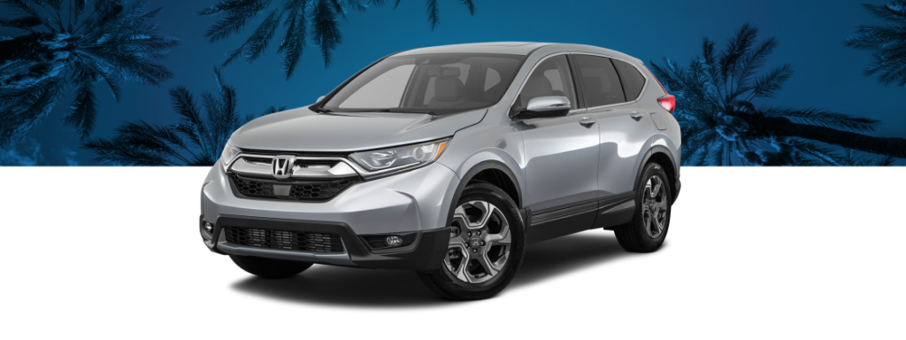 2019 CR-V EX FWD Automatic