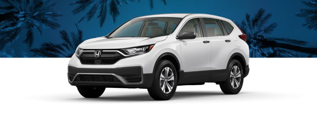 2020 Honda CR-V EX Auto FWD
