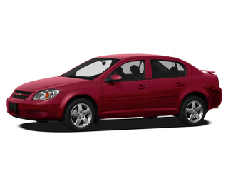 2010 Chevrolet Cobalt Sedan LS