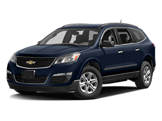 2013 Chevrolet Traverse AWD LT w/2LT