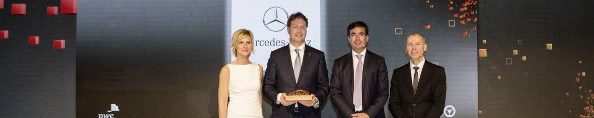 Mercedes-Benz, Awards, Holmes European Motors, Mercedes-Benz Shreveport