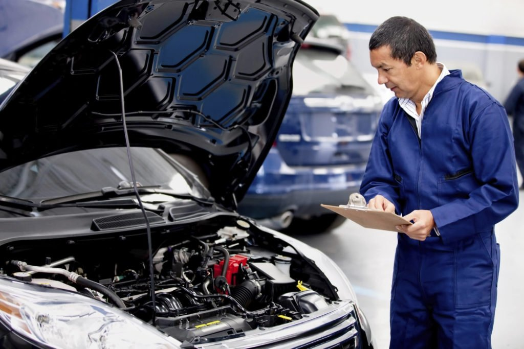 Multi-Point Inspection, Holmes European Motors, Mercedes-Benz Service