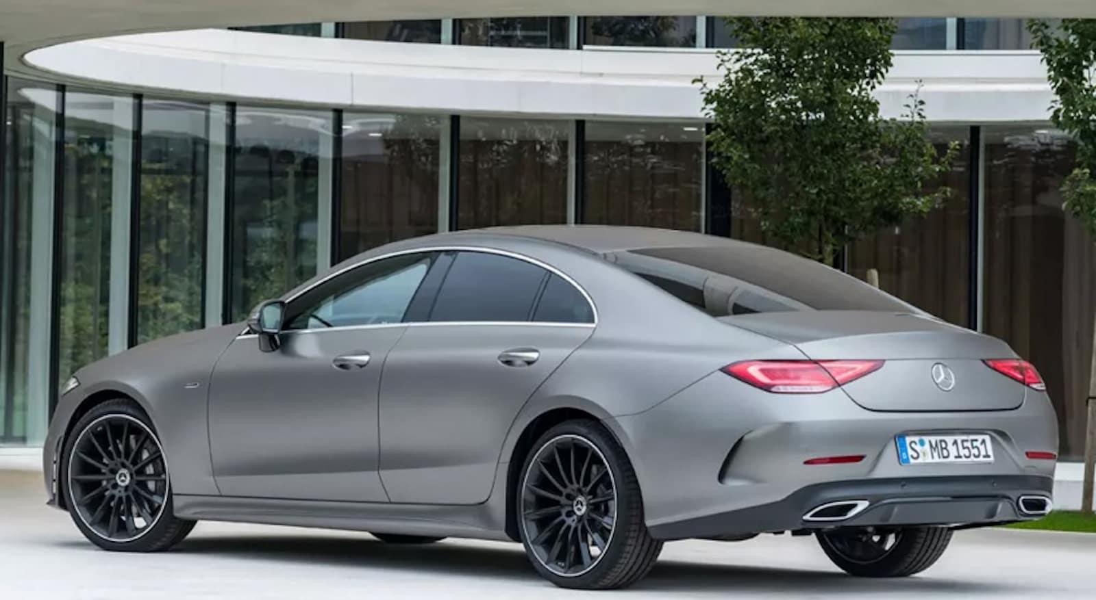 2019 Mercedes-Benz CLS DEBUT! | Holmes European Motors