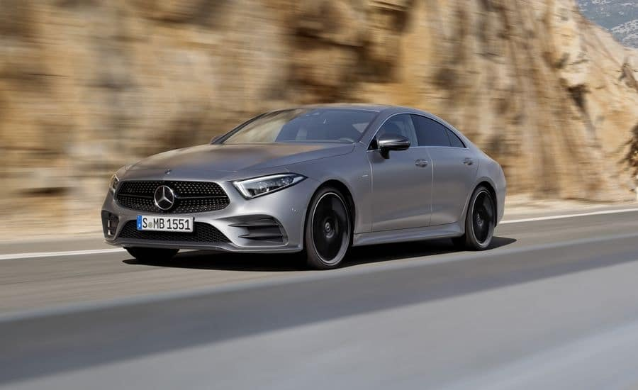 2019 Mercedes Benz Cls Debut Holmes European Motors