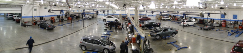 Honda Service Honda of Lincoln