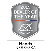 DealerRater Dealer of the Year
