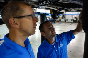 Multi-point Inspections at Honda of Lincoln