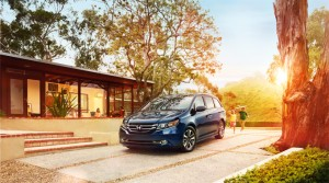 CR-V and Odyssey Named Best Cars for Families