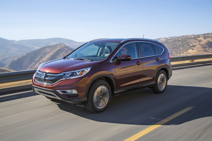 2016 Honda CR V Achieves Highest Overall Score For Collision Safety From  The National Highway Traffic Safety Administration