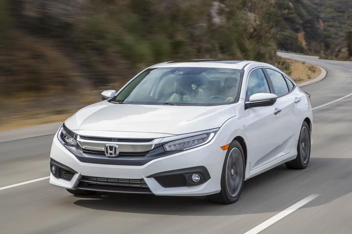 43 Honda Civic All New 2016 HD Terbaik