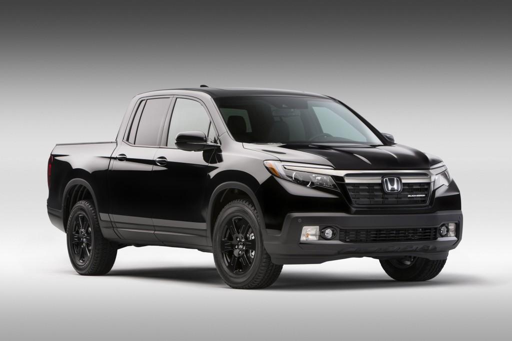 2017 Honda Ridgeline first look review