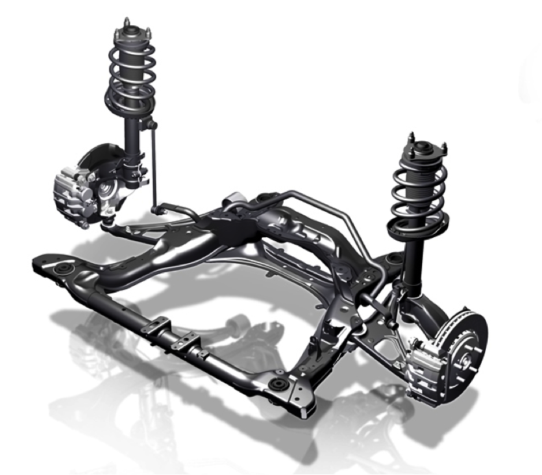 Image Result For Honda Ridgeline Front Suspension