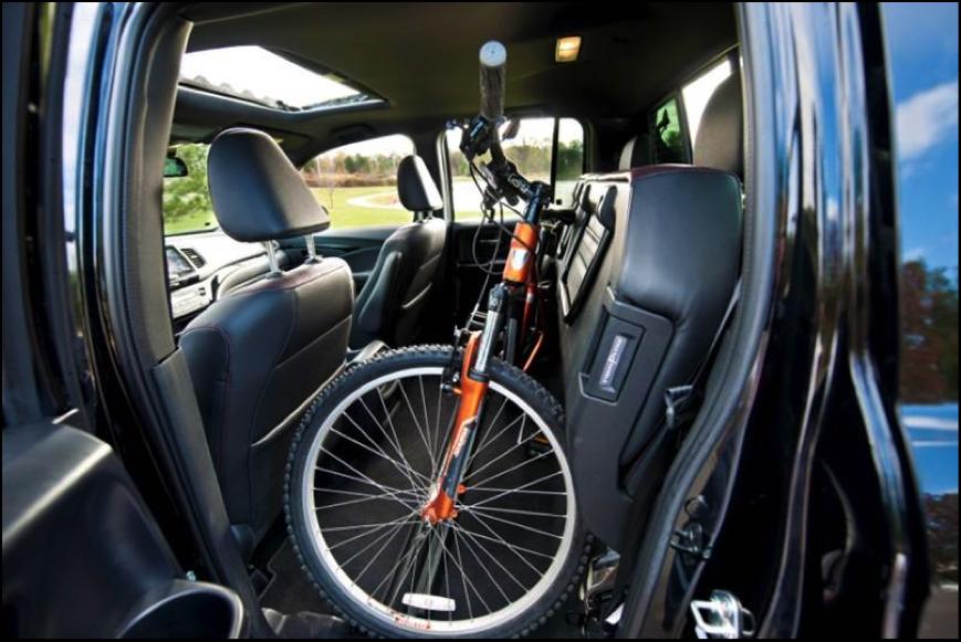 2017 Ridgeline Accessories >> 2017 Honda Ridgeline Comfort Convenience