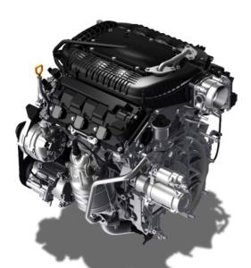 2017 Honda Ridgeline - Powertrain